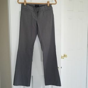 The Limited Drew Fit Gray Pant